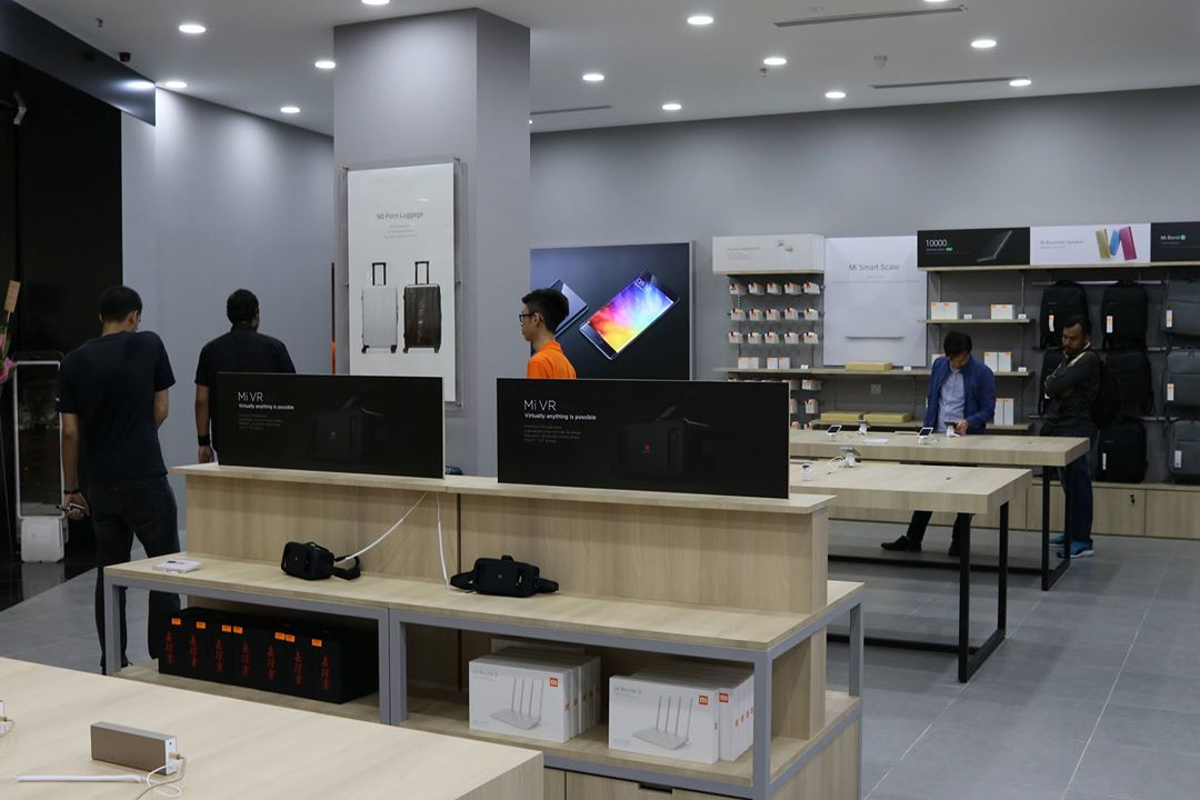 Xiaomi Has Opened Its First Store In Malaysia And It S
