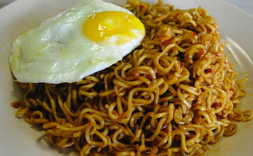 """""""Sunshine And Rainbows In Your Mouth"""" - These Indomie"""