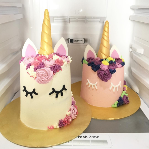 15 Local Bakers To Look Up For CustomMade Unicorn Cakes