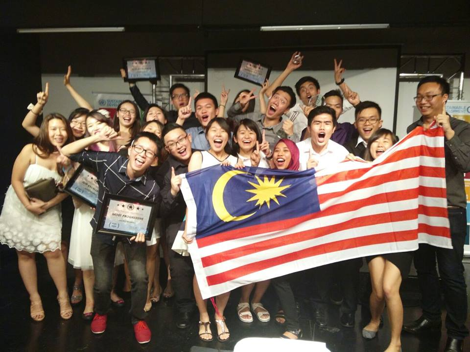 Image from AIESEC Malaysia