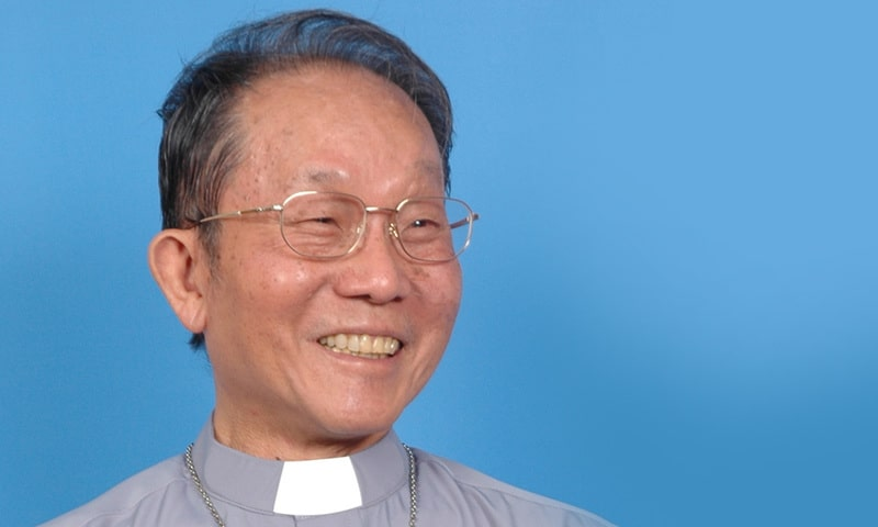 Catholic Bishop Emeritus, Paul Tan Chee Eng