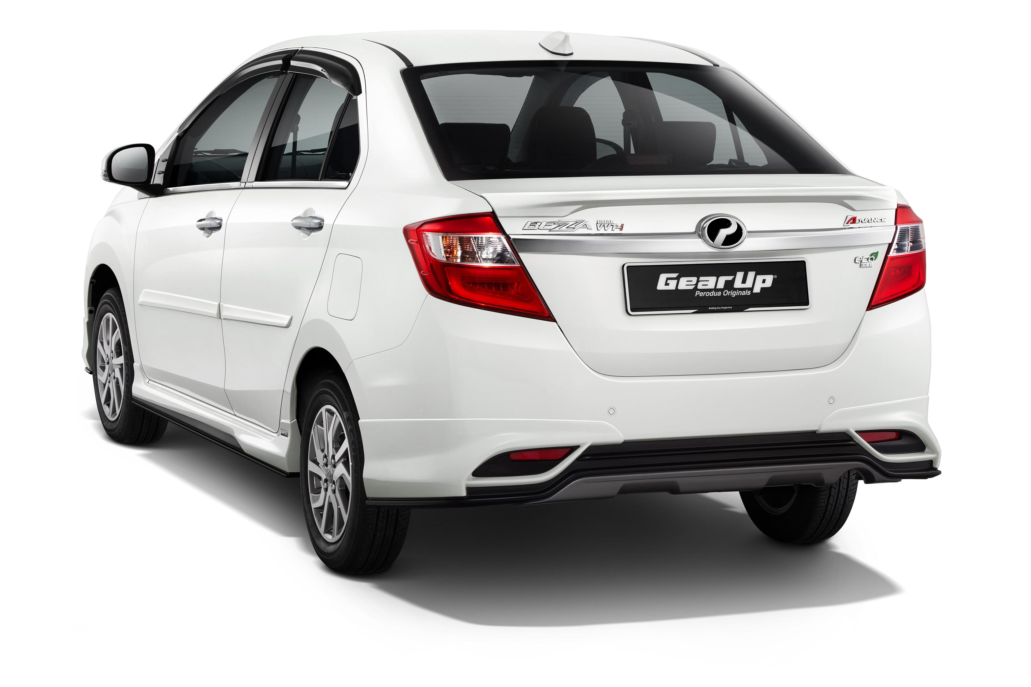 Perodua Has An Enhanced Look For The Energy Efficient Bezza