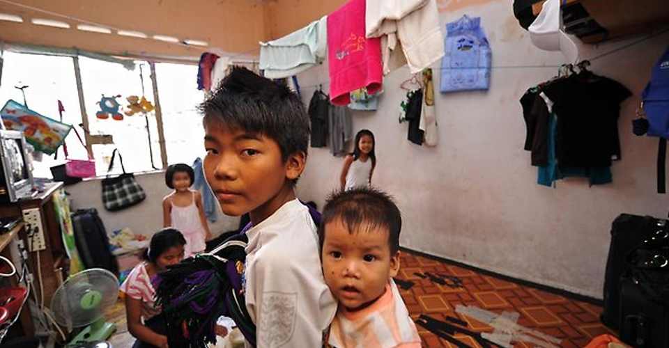 Kachin refugees from Myanmar in Malaysia