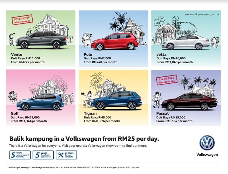 Image from Volkswagen Malaysia