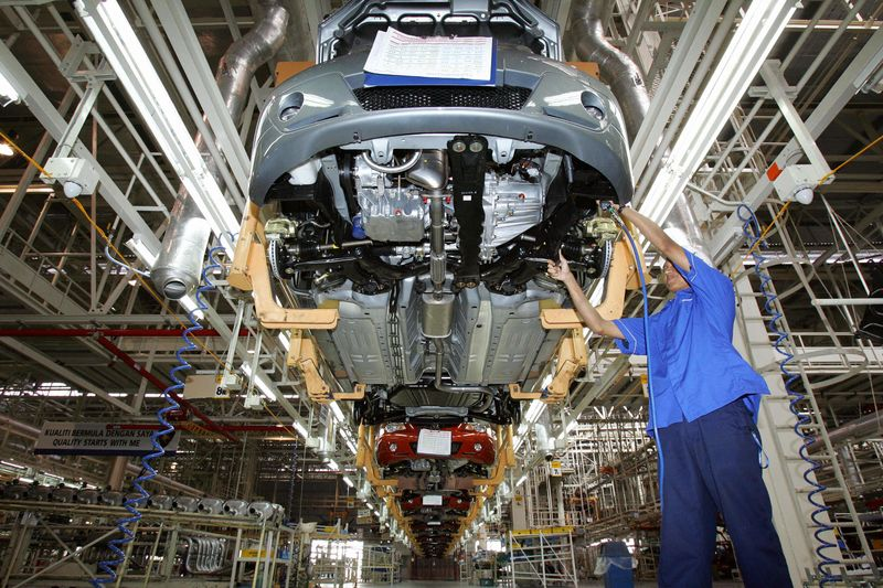 Proton and demand of automotive industry in malaysia