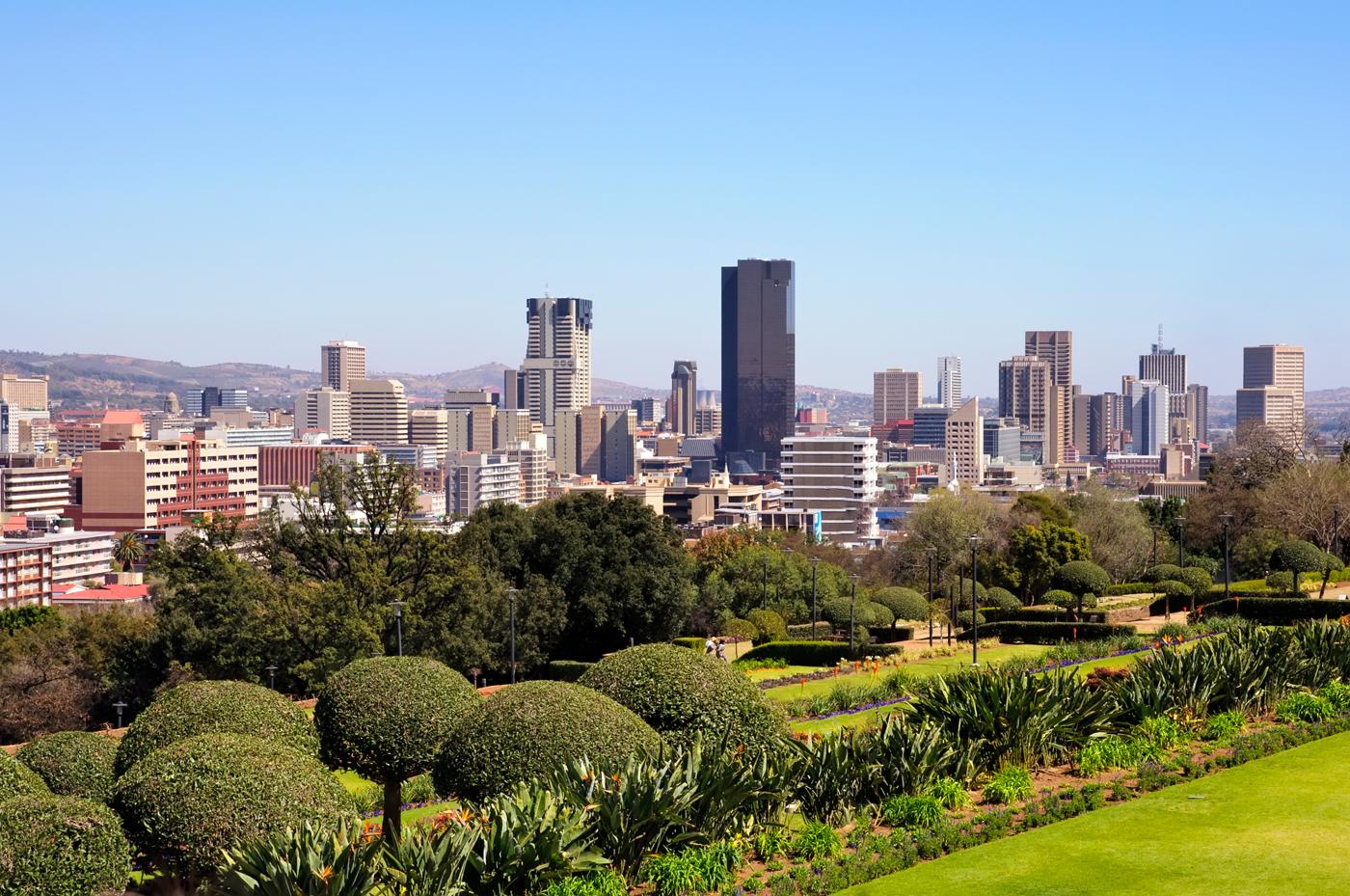 Pretoria, South Africa.