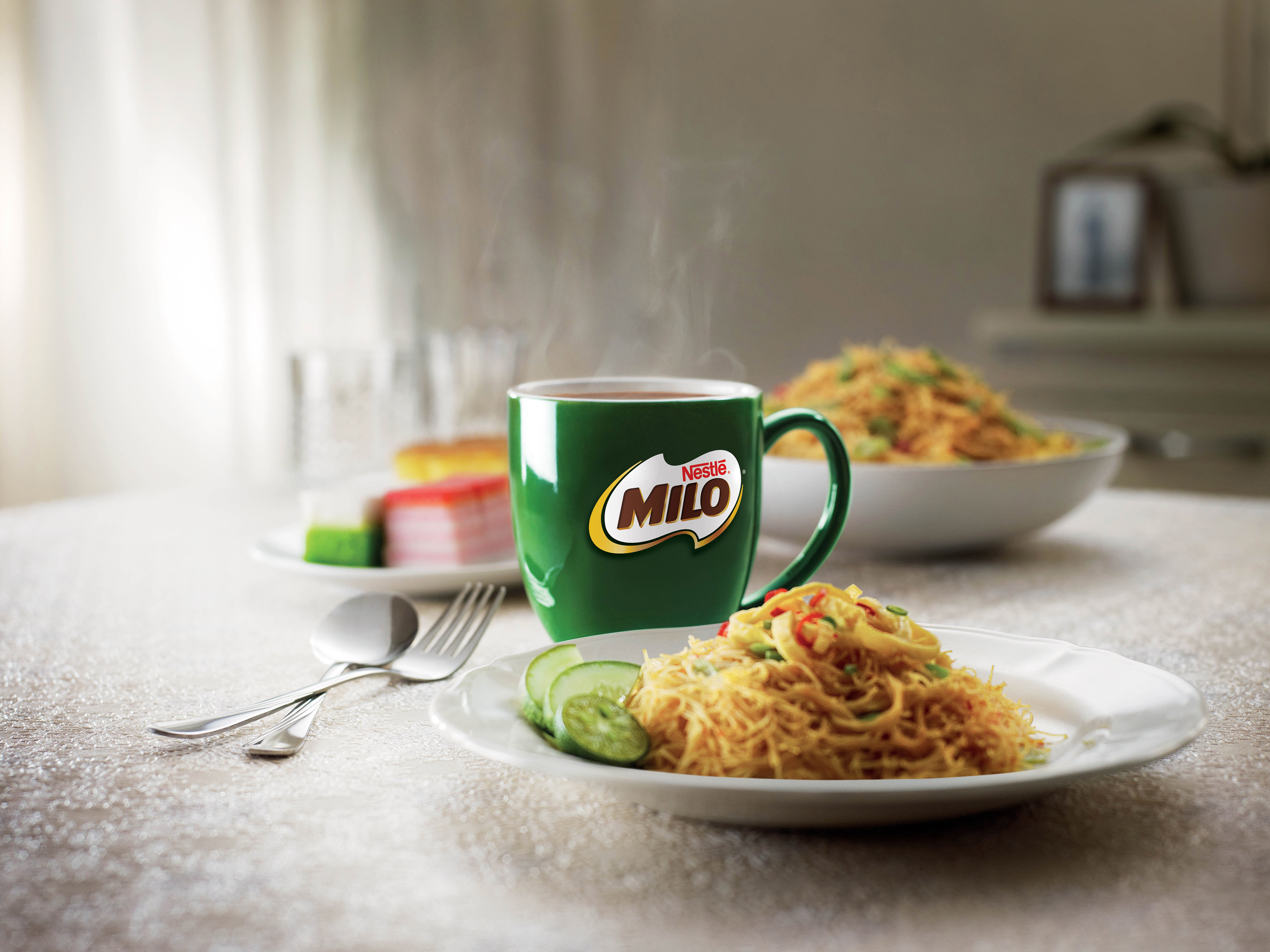Image from MILO Malaysia