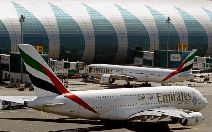 Emirates' decision to suspend all flights to and from Doha will affect thousands of passengers.