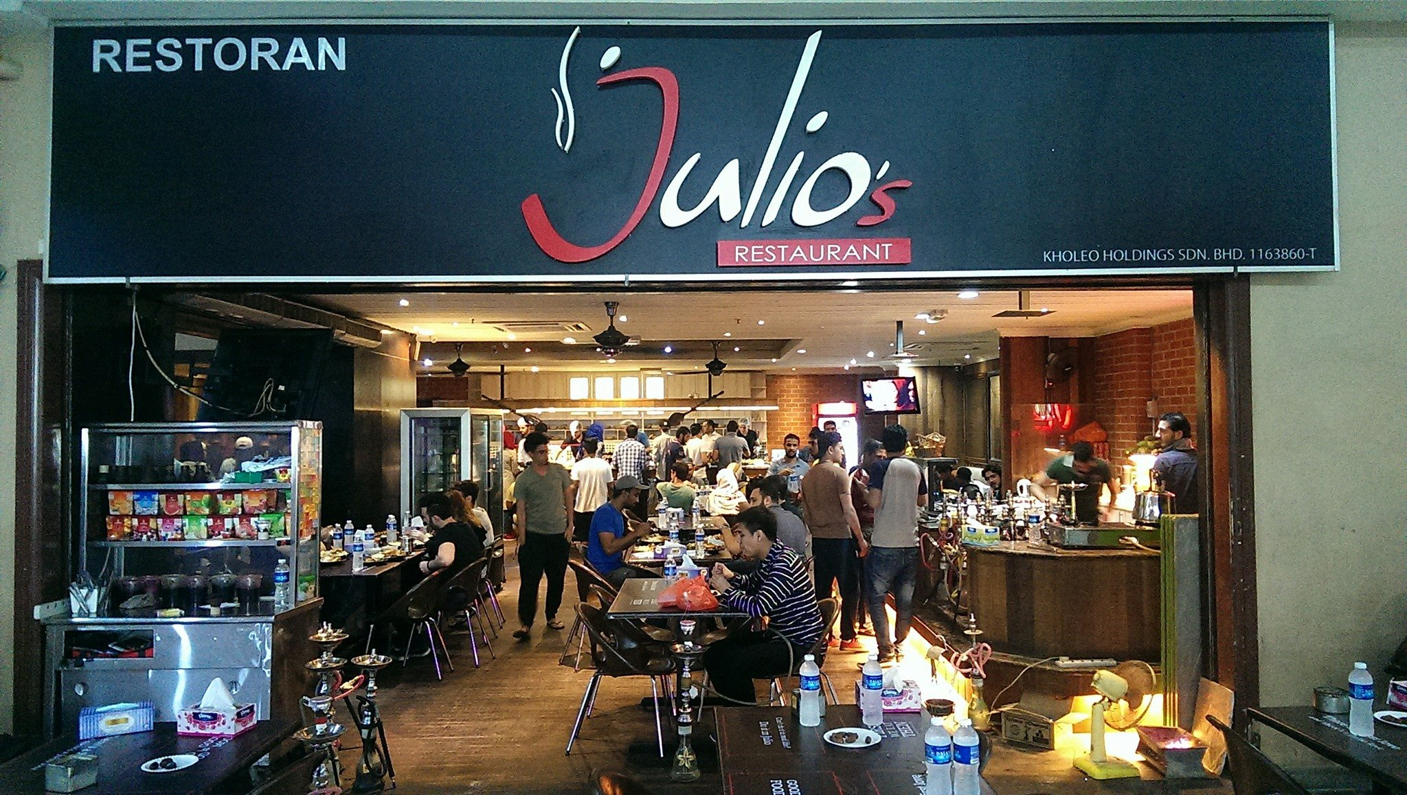 Image from Julio's Restaurant/Facebook