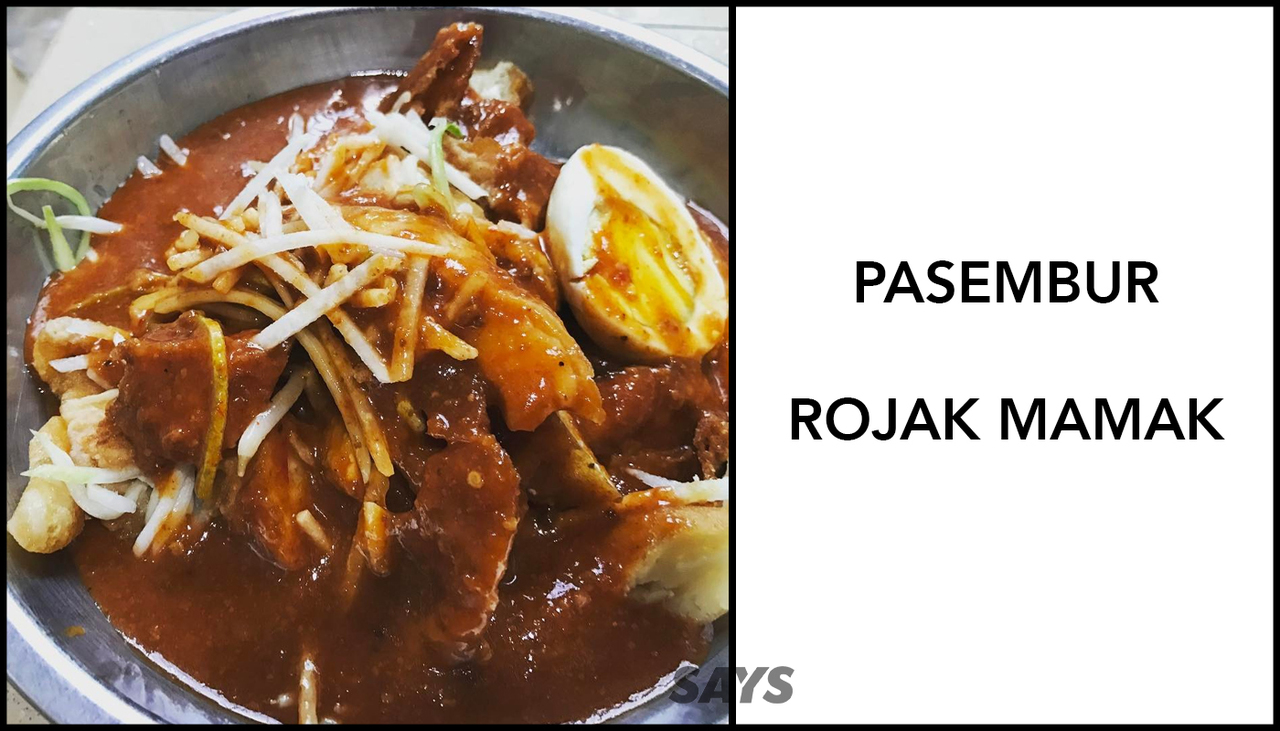 Different types of food in malaysia essay