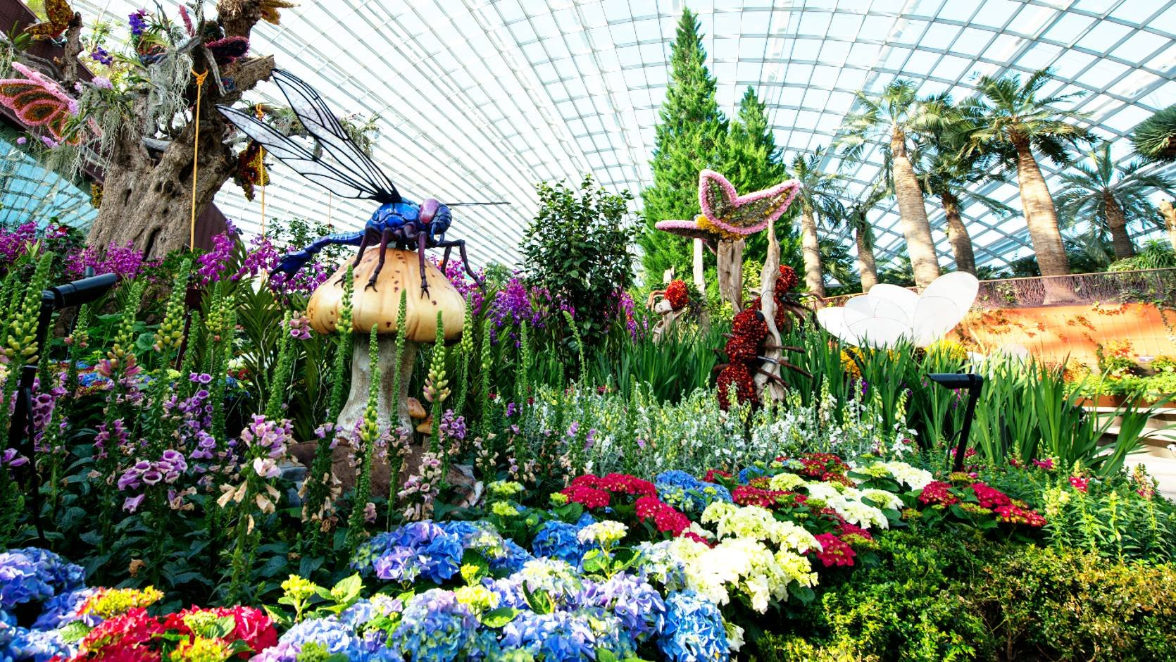 Image from Gardens by the Bay