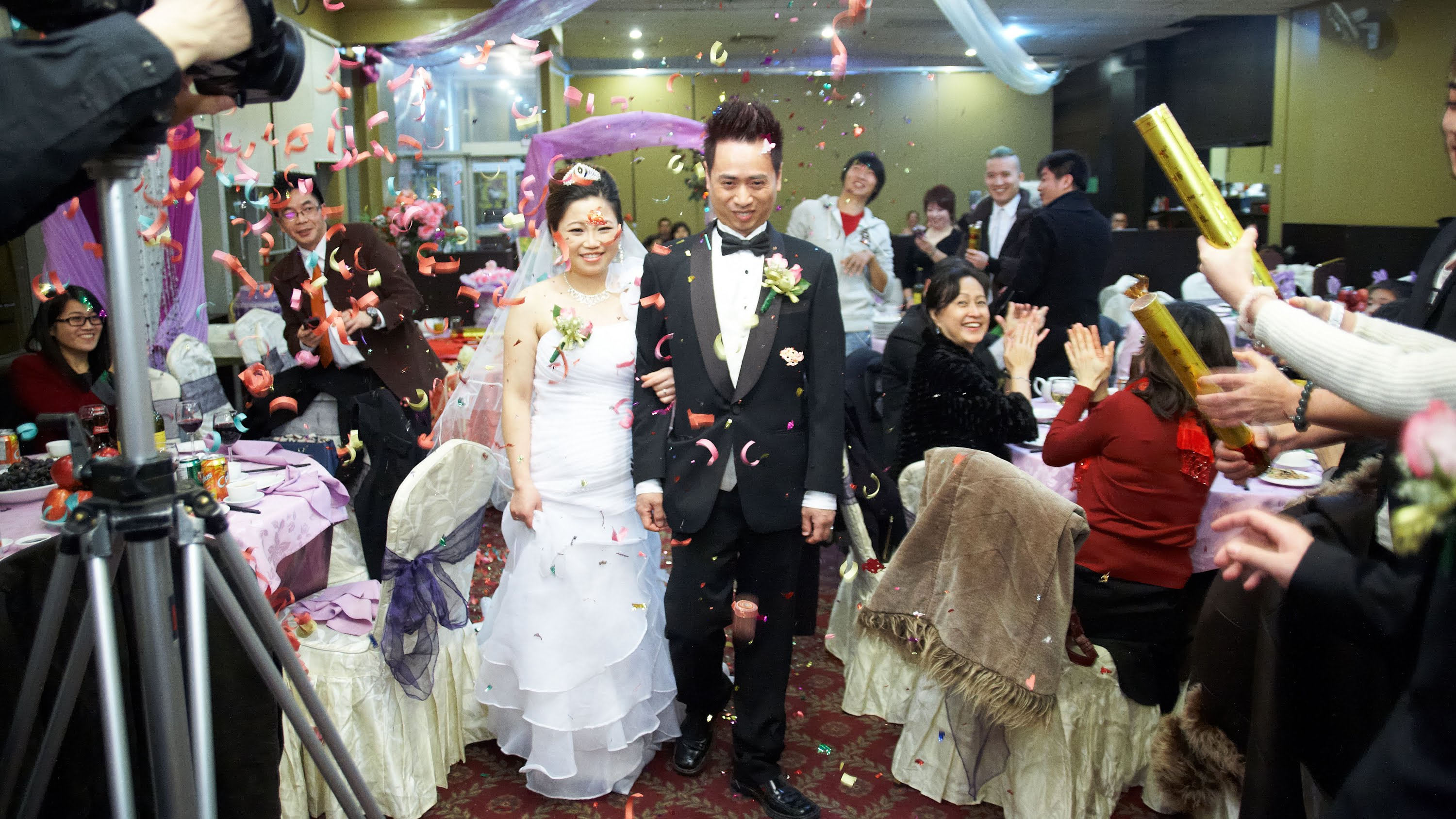 These 20 Things Will Happen At Every Chinese Wedding Dinner