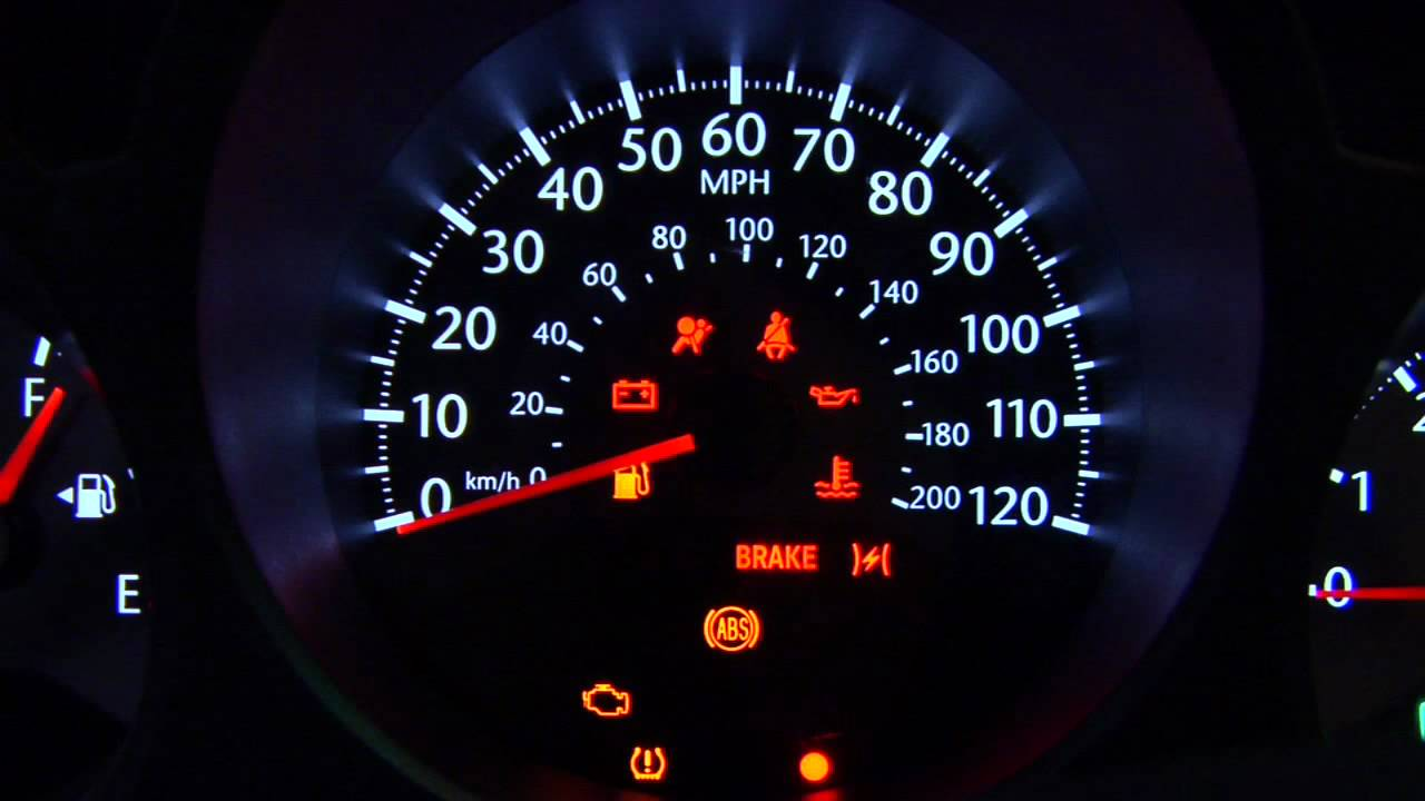 15 Common Warning Lights On Your Car Dashboard And What They Mean