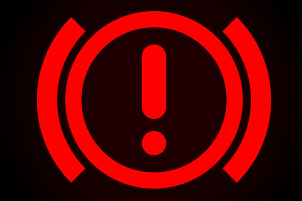 Common Warning Lights On Your Car Dashboard And What They Mean - Car sign on dashboard