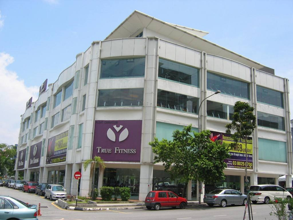 One of the True Fitness centres in Malaysia.