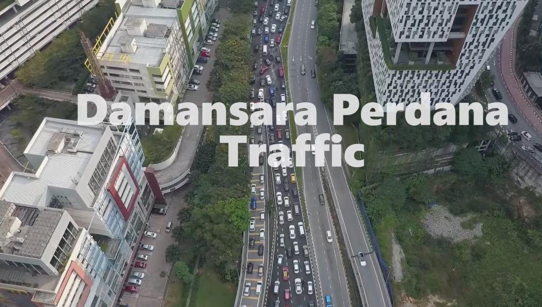 Image from Damansara Perdana Standstill