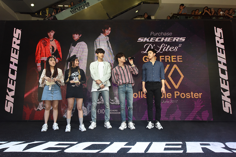 Image from Skechers / SAYS
