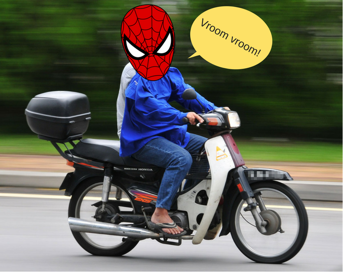 Image from Edited from Bike's Republic