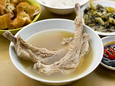 Teochew-style bak kut teh.