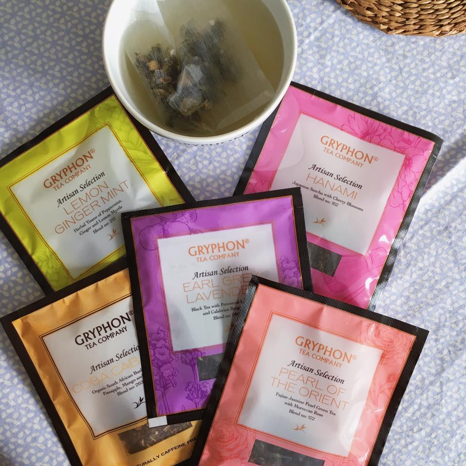 Image from Gryphon Tea Company