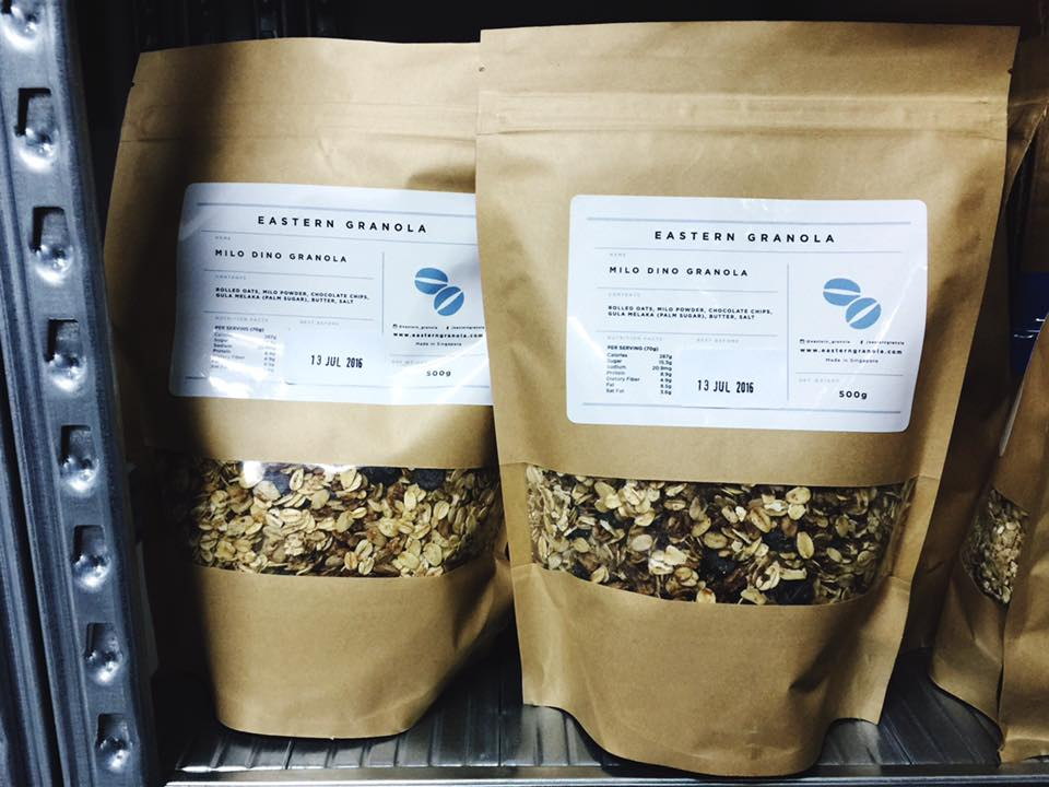 Image from Eastern Granola