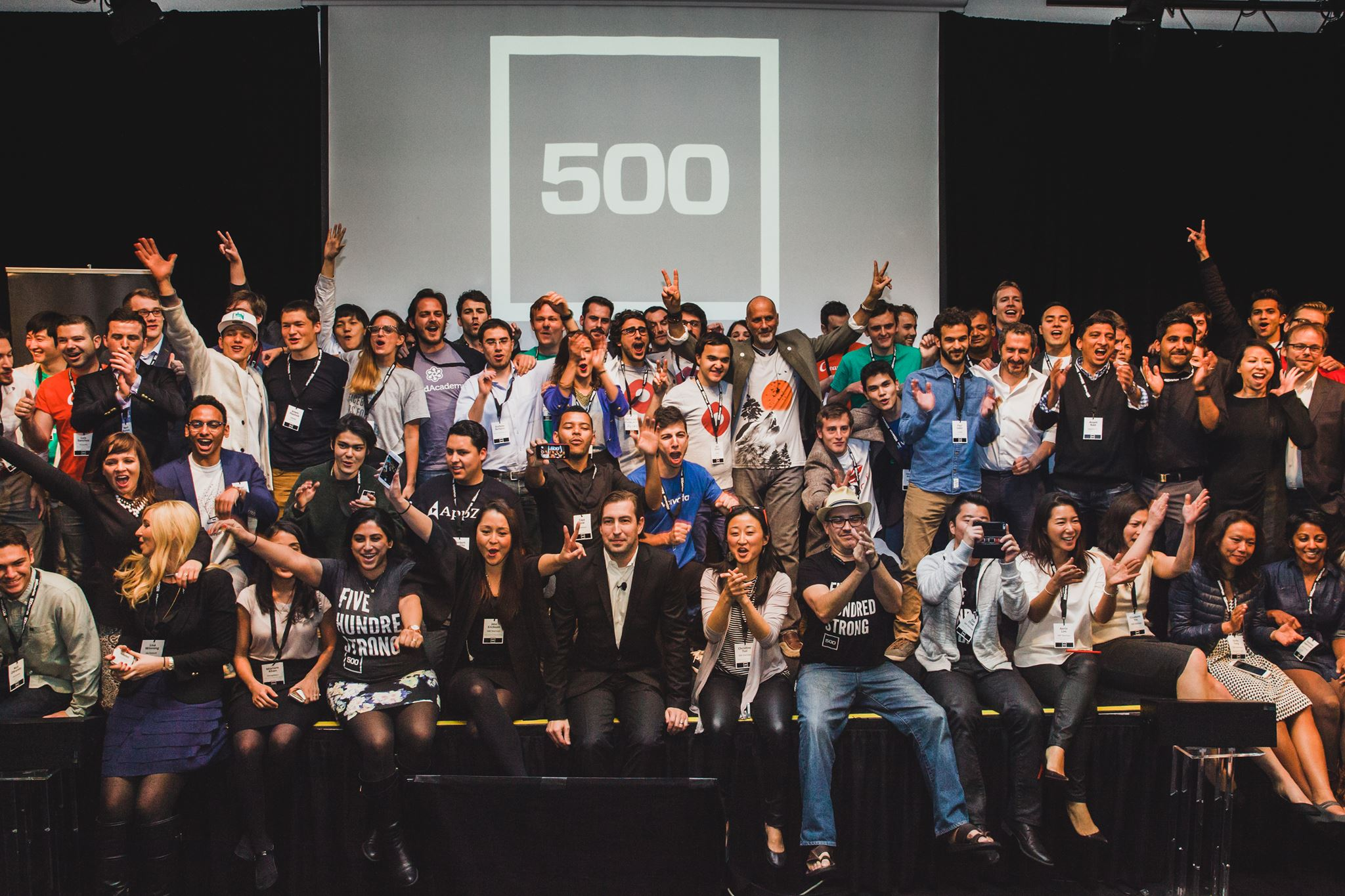 500 Startups was founded by Dave McClure and Christine Tsai in 2010.