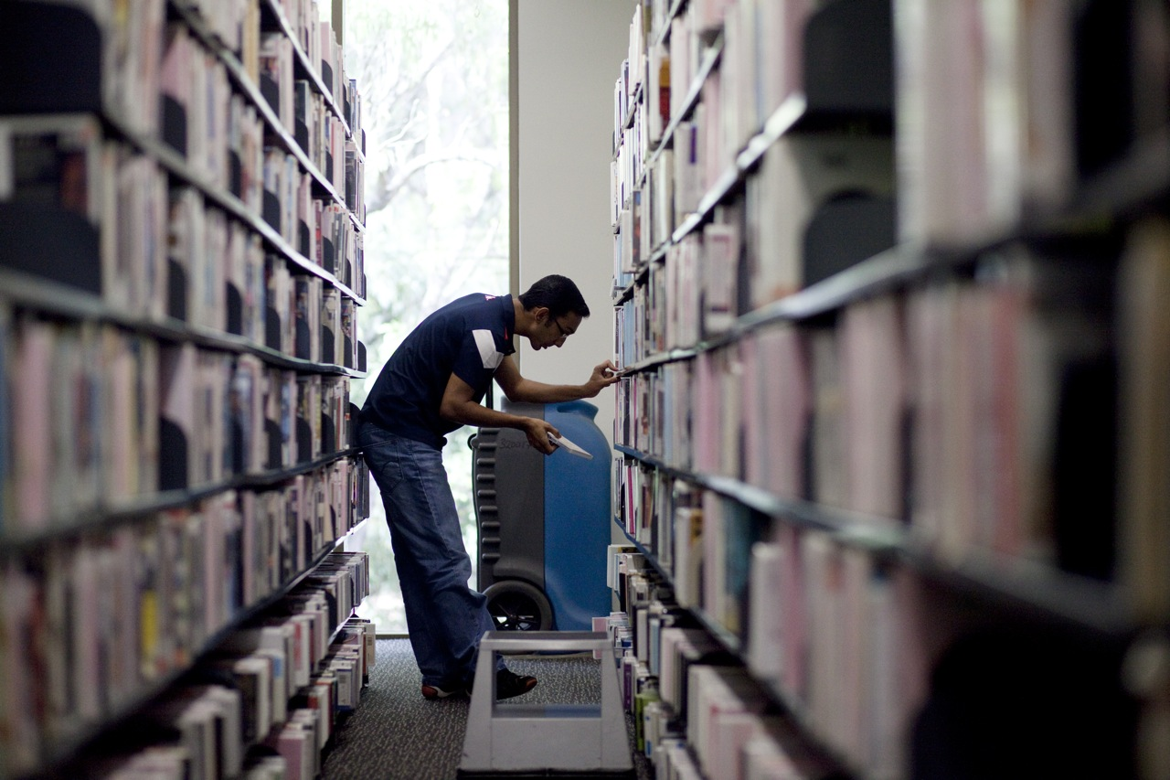 thesis on library automation Only graduate courses this major is available on the thesis and non-thesis options administration of library automation systems for management of collections.