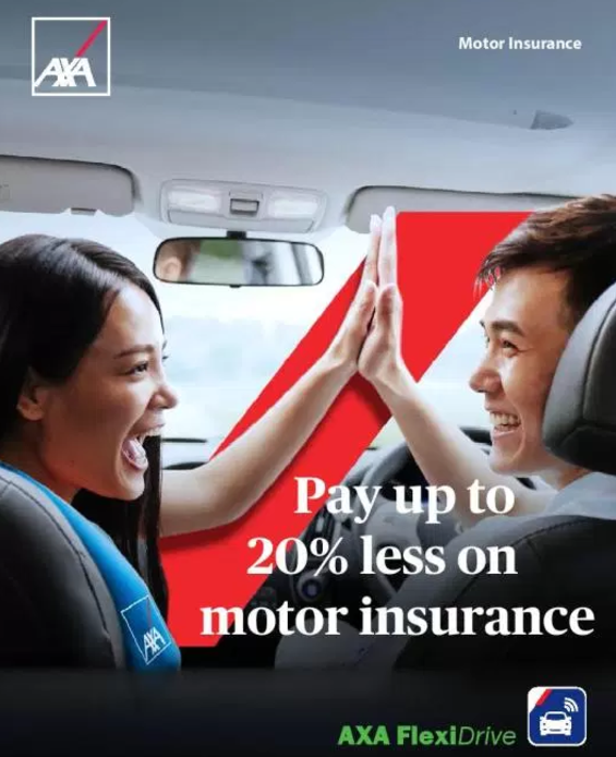 Image from AXA Affin Insurance