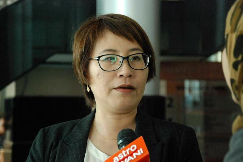 Selangor state executive councilor for Tourism, Environment, Green Technology and Consumer Affairs, Elizabeth Wong