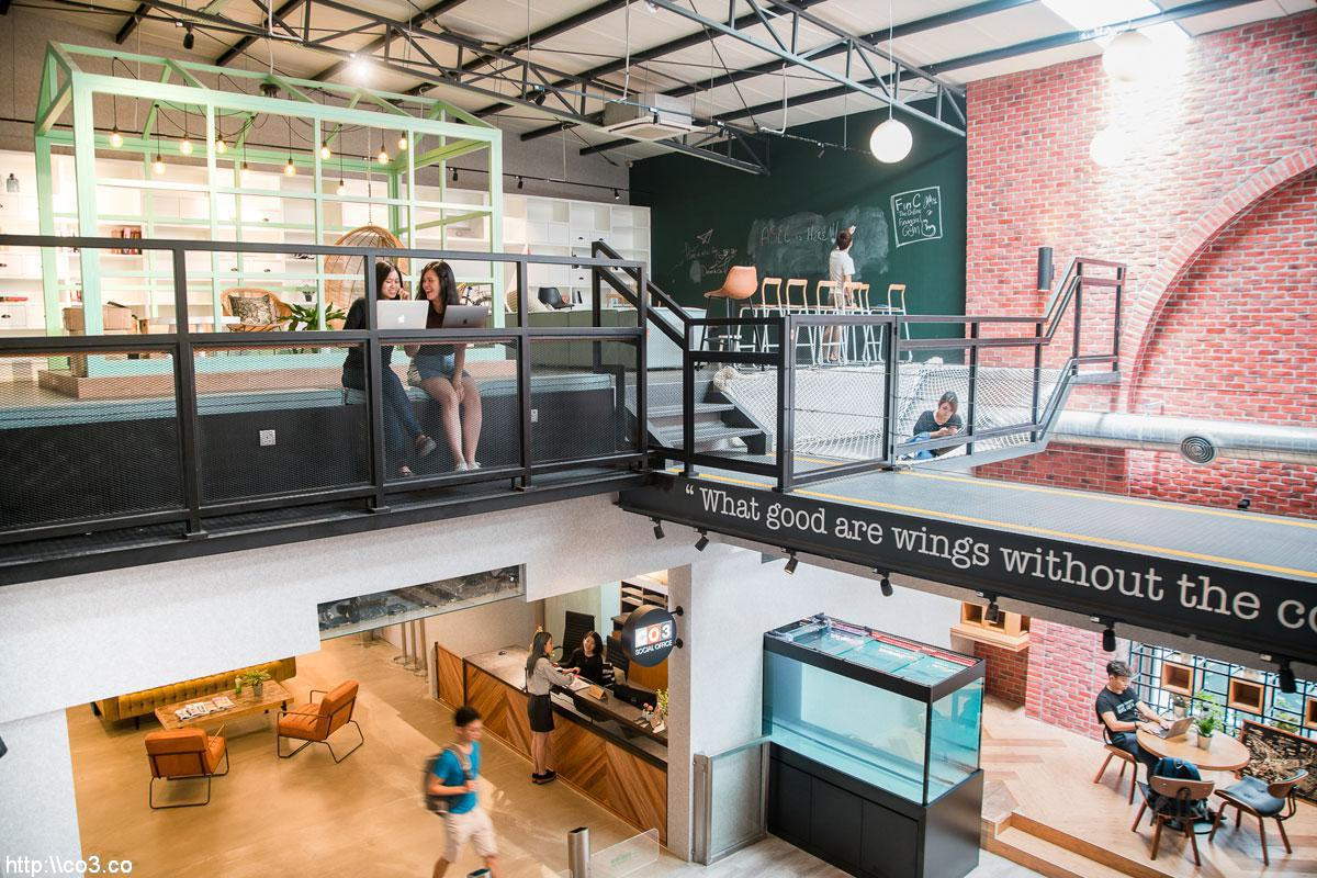 Photos This New Work Space In Puchong Might Just Be The