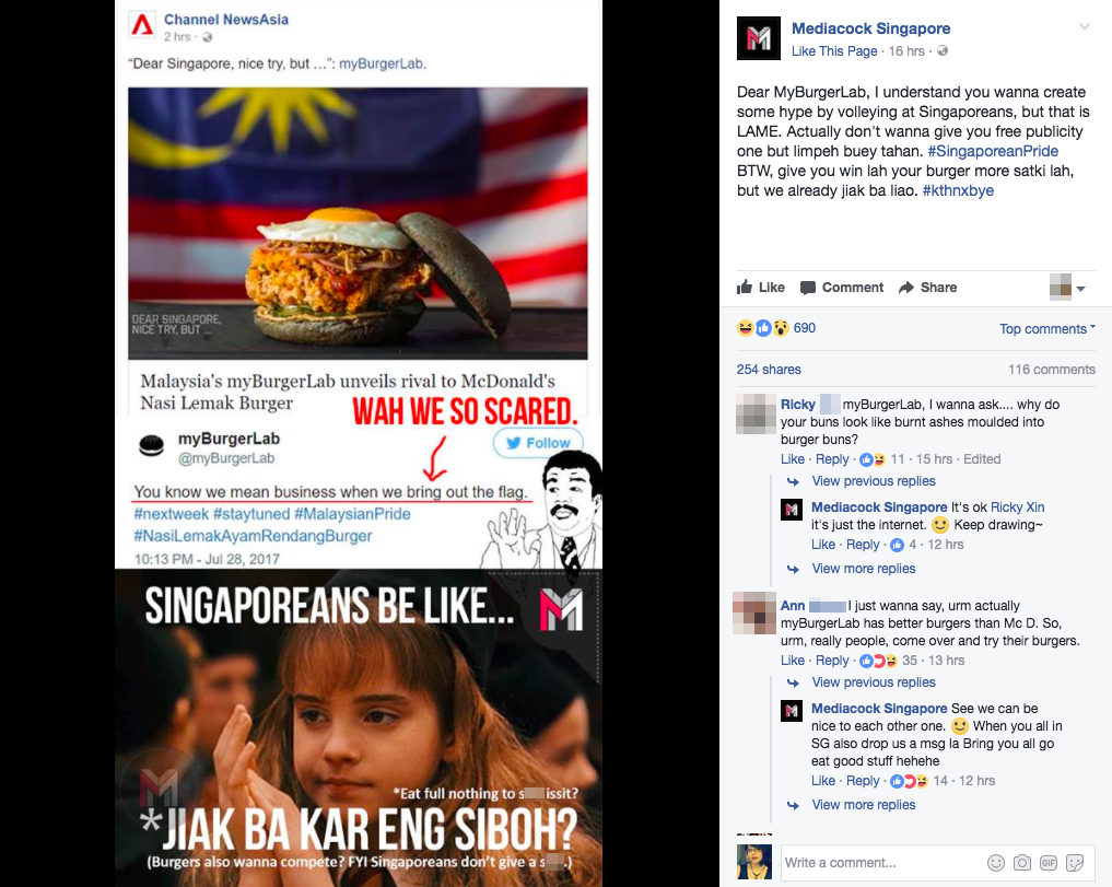 Image from Mediacock Singapore Facebook