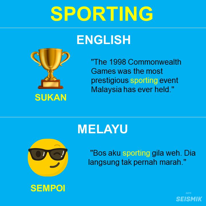 21 English Words Yang Menyimpang Jauh Maksudnya Bila Orang Kita Guna Untuk Bersembang