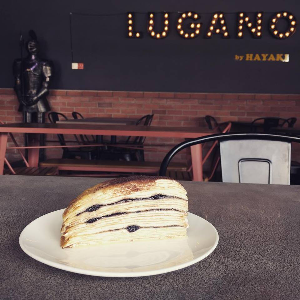 Image from Lugano Cafe