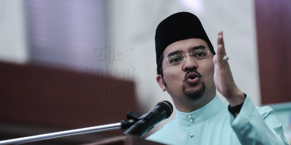 Deputy Minister in the Prime Minister's Department Datuk Dr Asyraf Wajdi Dusuki