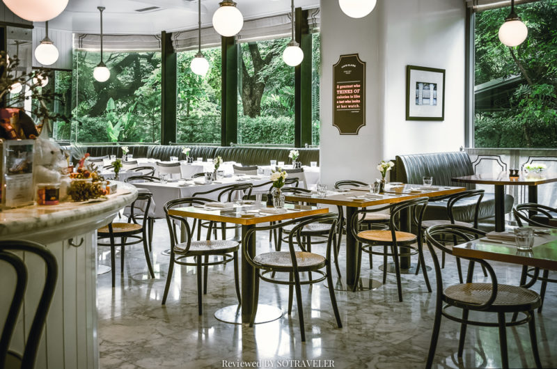 13 Must Try Caf 233 S In Bangkok For That Brunch And Caffeine
