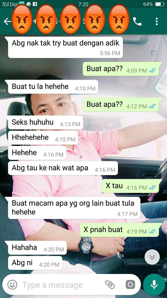 chat seks malaysia