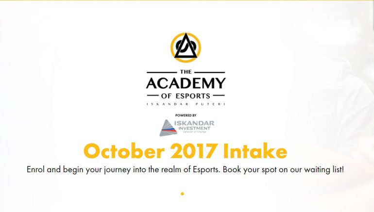 Image from Academy Of eSports
