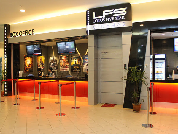 Lotus Five Star (LFS) is a chain of cinemas owned by the Lotus Group.