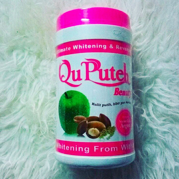 Qu Puteh is one of the most popular products by Vida Beauty.