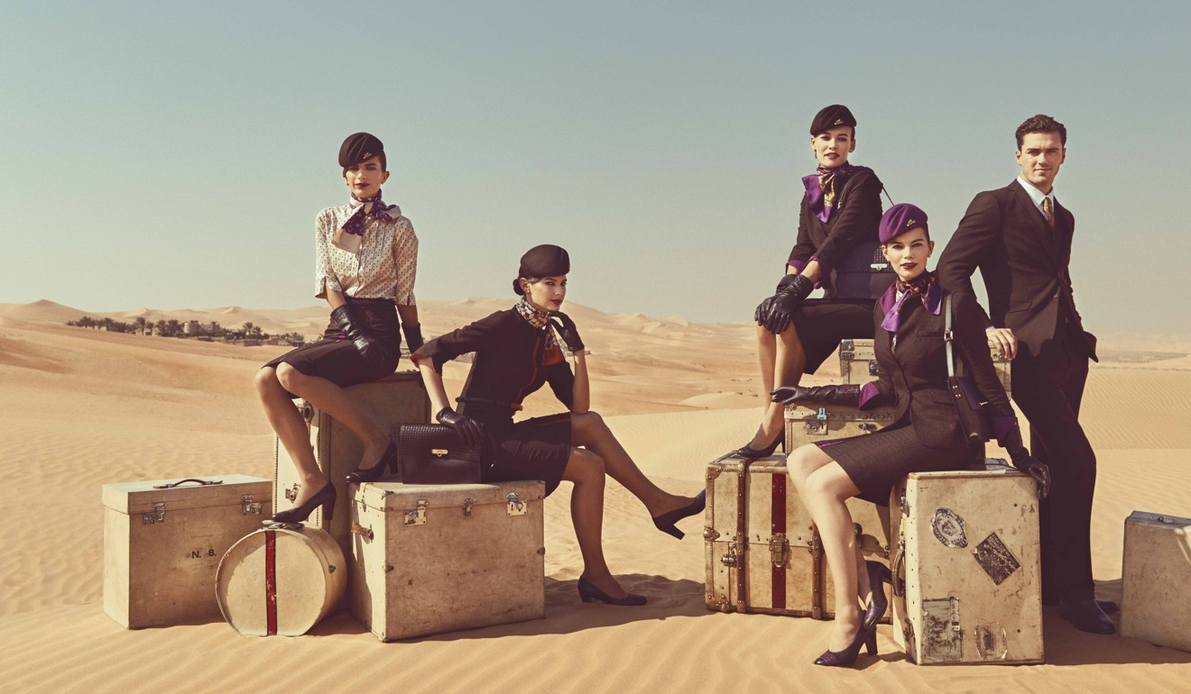 Image from Etihad Airways