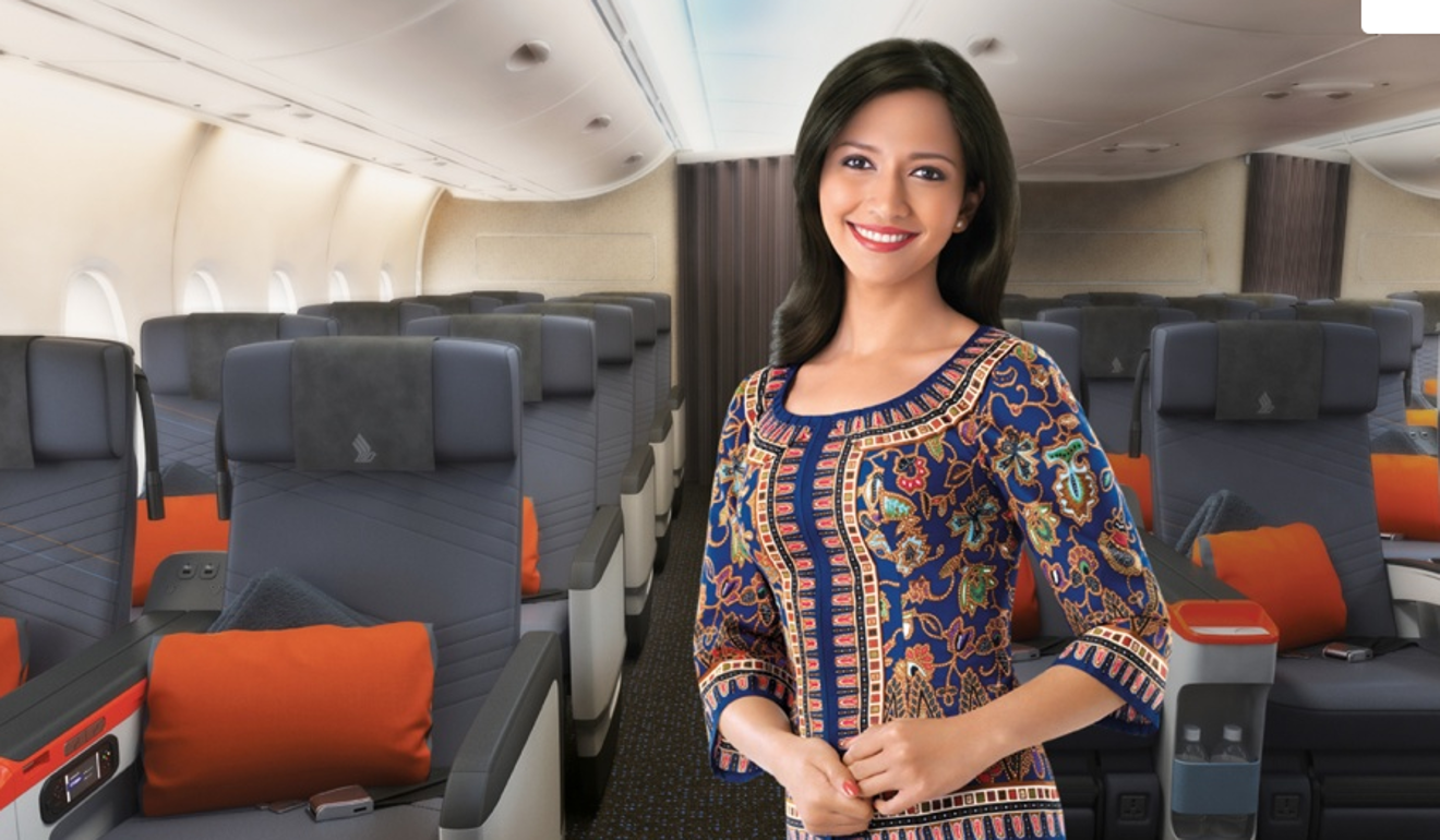 Image from Singapore Airlines