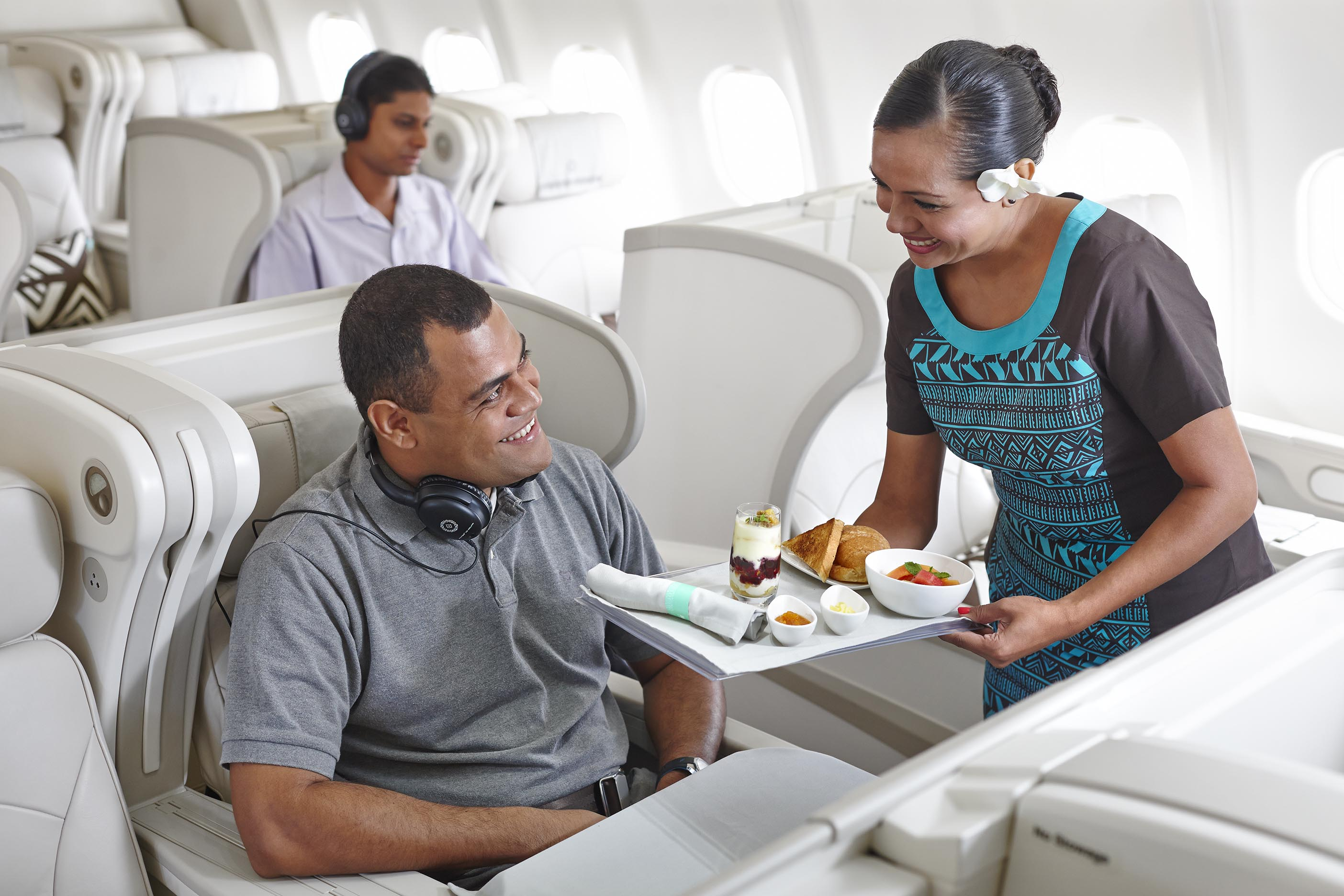 Image from Fiji Airways