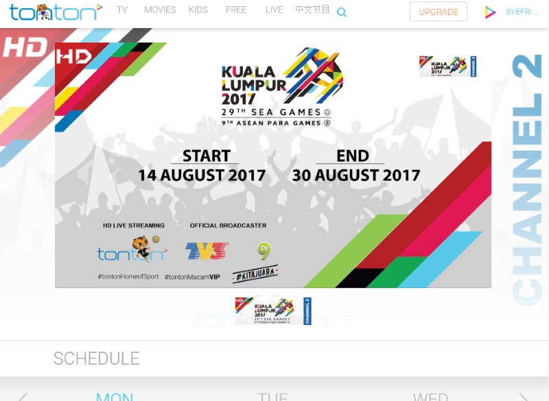 Here S How You Can Watch The Kl 2017 Sea Games Online For Free