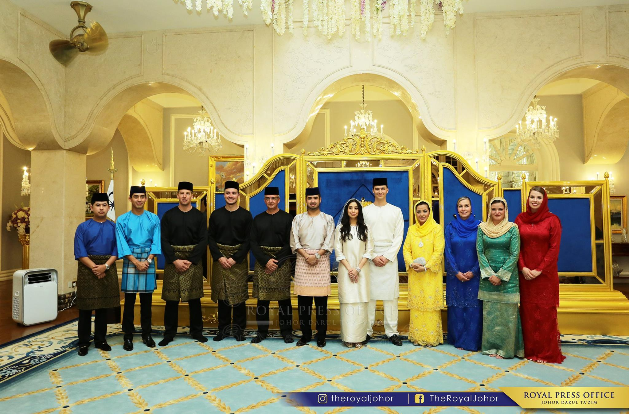 Image from The Royal Johor