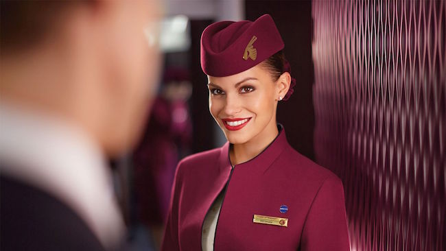 Image from Qatar Airways