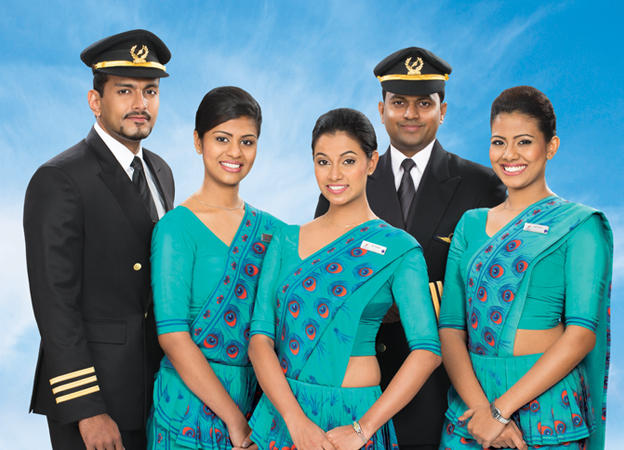 Image from SriLankan Airlines