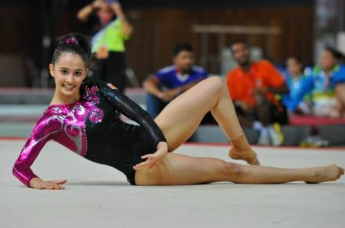 Malaysian Gymnast Loses Sea Games Gold Medal After