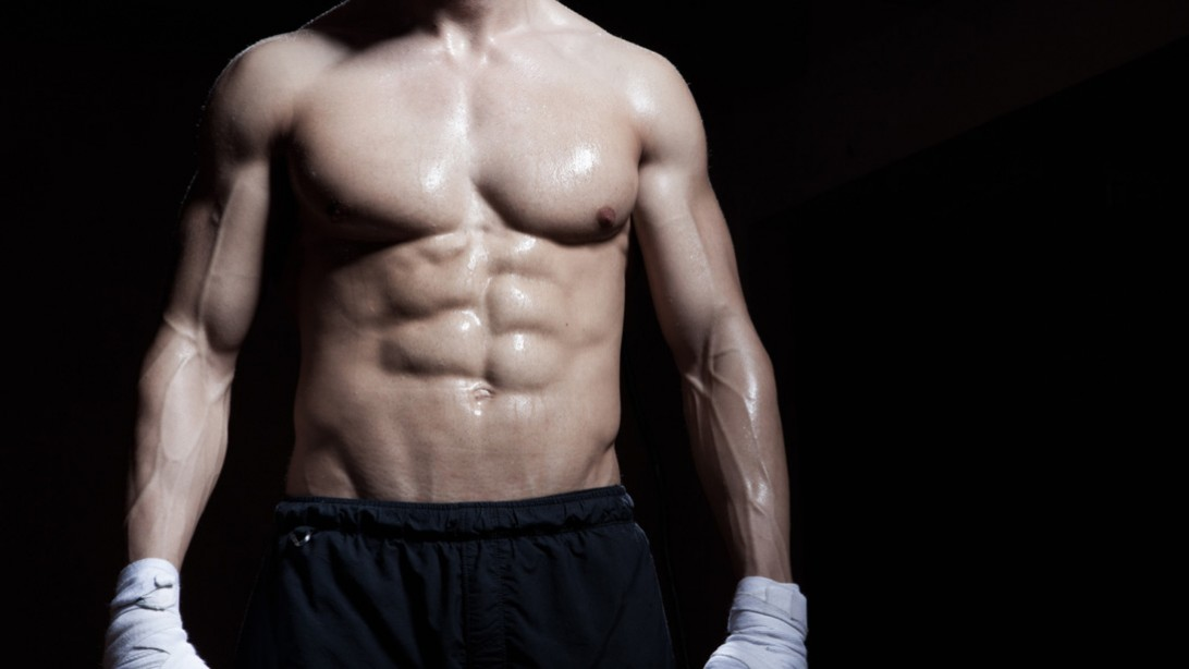 Image from Muscle and Fitness