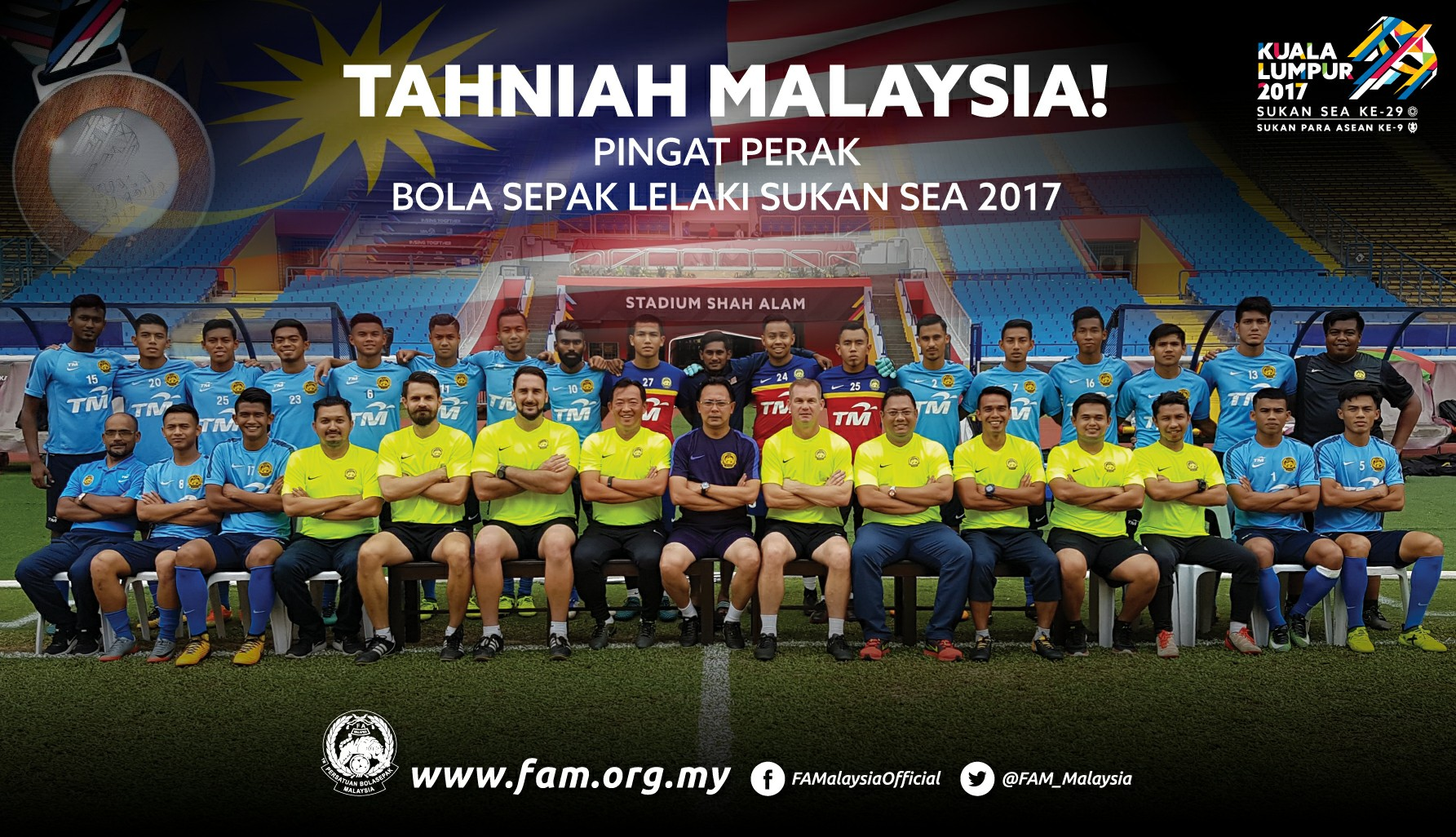 Image from Football Association of Malaysia (Official)