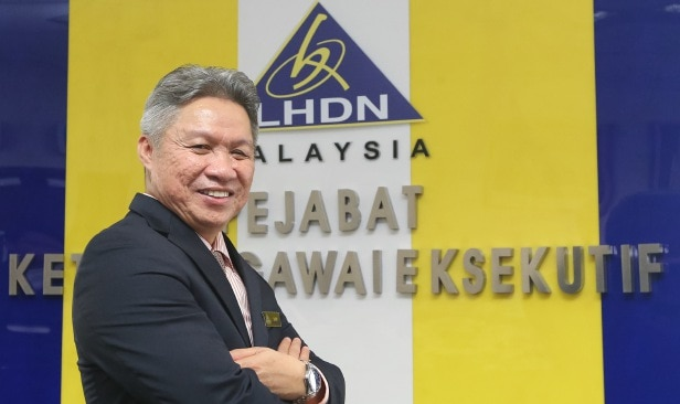 Sabin Samitah, chief executive officer of LHDN.